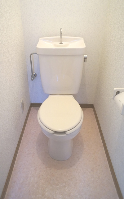 トイレ結露