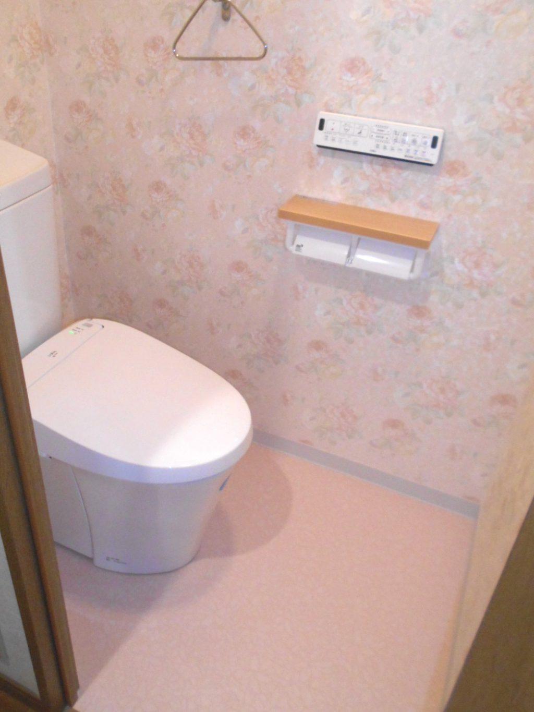 の 壁紙 トイレ